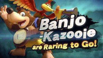 super smash bros ultimate banjo-kazooie
