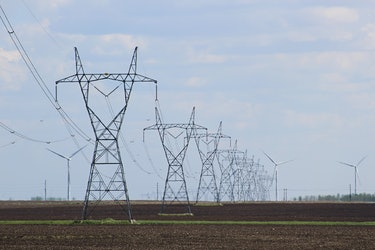 Better power infrastructure could help transmit renewables over longer distances.