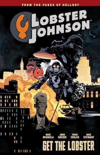 Hellboy Lobster Johnson Post-Credits