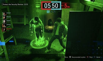 project resistance samuel zombie screenshot