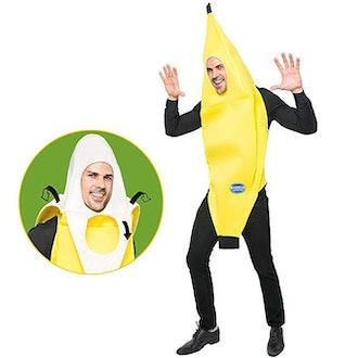 Spooktacular Creations Appealing Banana Costume