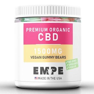 Cbd Vegan Gummy Bears from EMPE