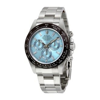 Rolex Cosmograph Daytona Ice Blue Mens Watch