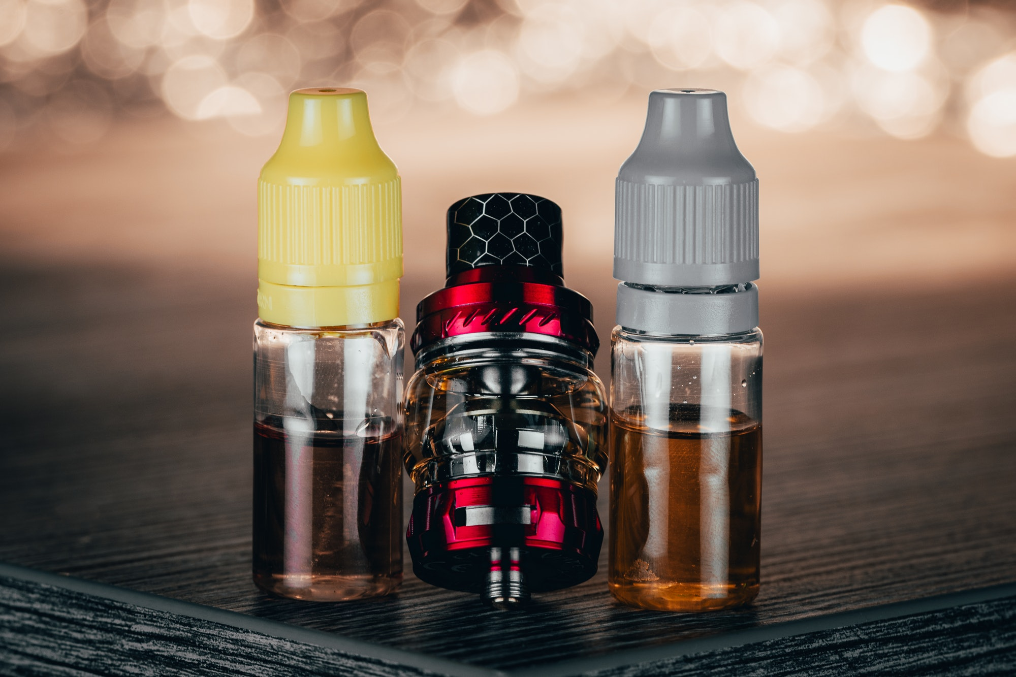 vaping, e-liquid