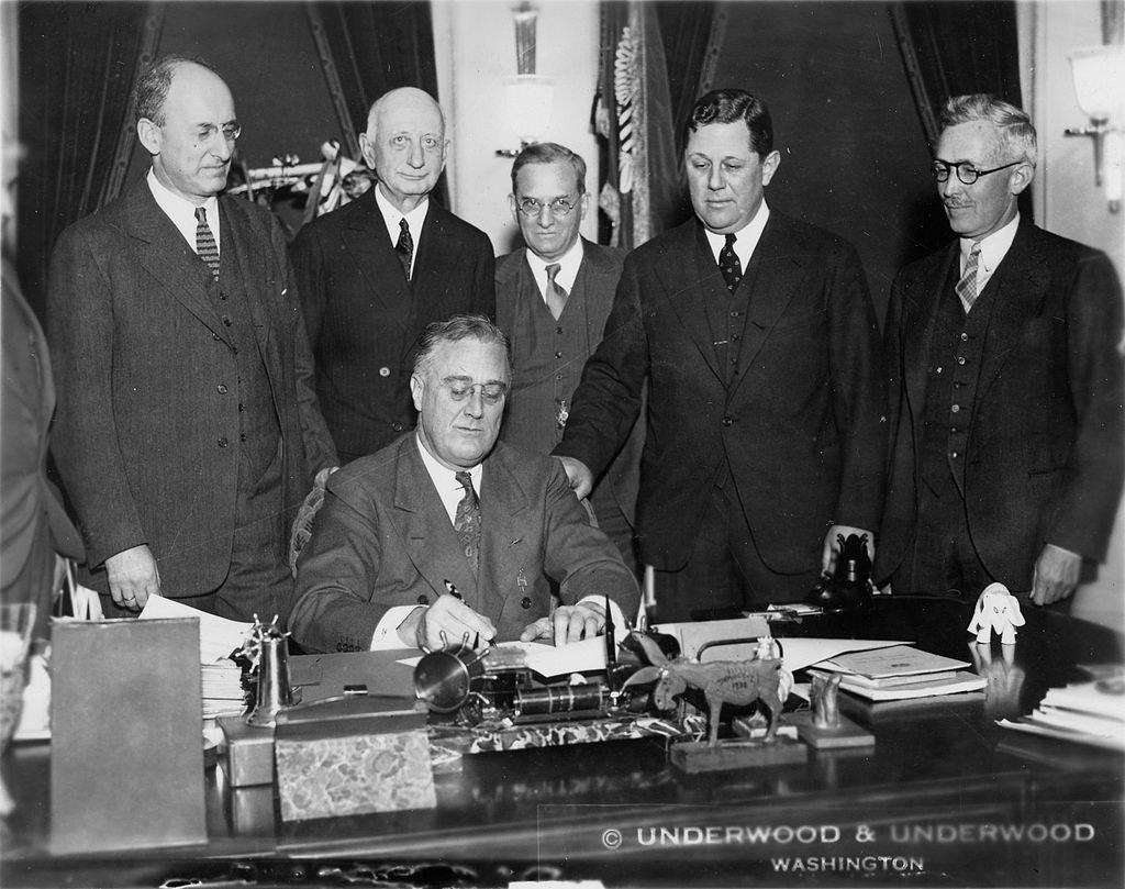 Roosevelt greenbacks