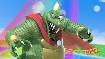 King K. Rool Super Smash Bros Ultimate