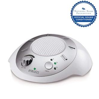 White Noise Sound Machine HoMedics Sound Spa