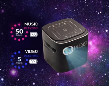 piqo projector, portable projector