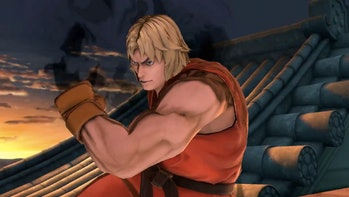 smash ultimate ken