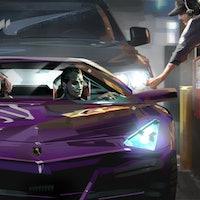 'Suicide Squad' Art Reveals Joker Was Even Weirder at One Point