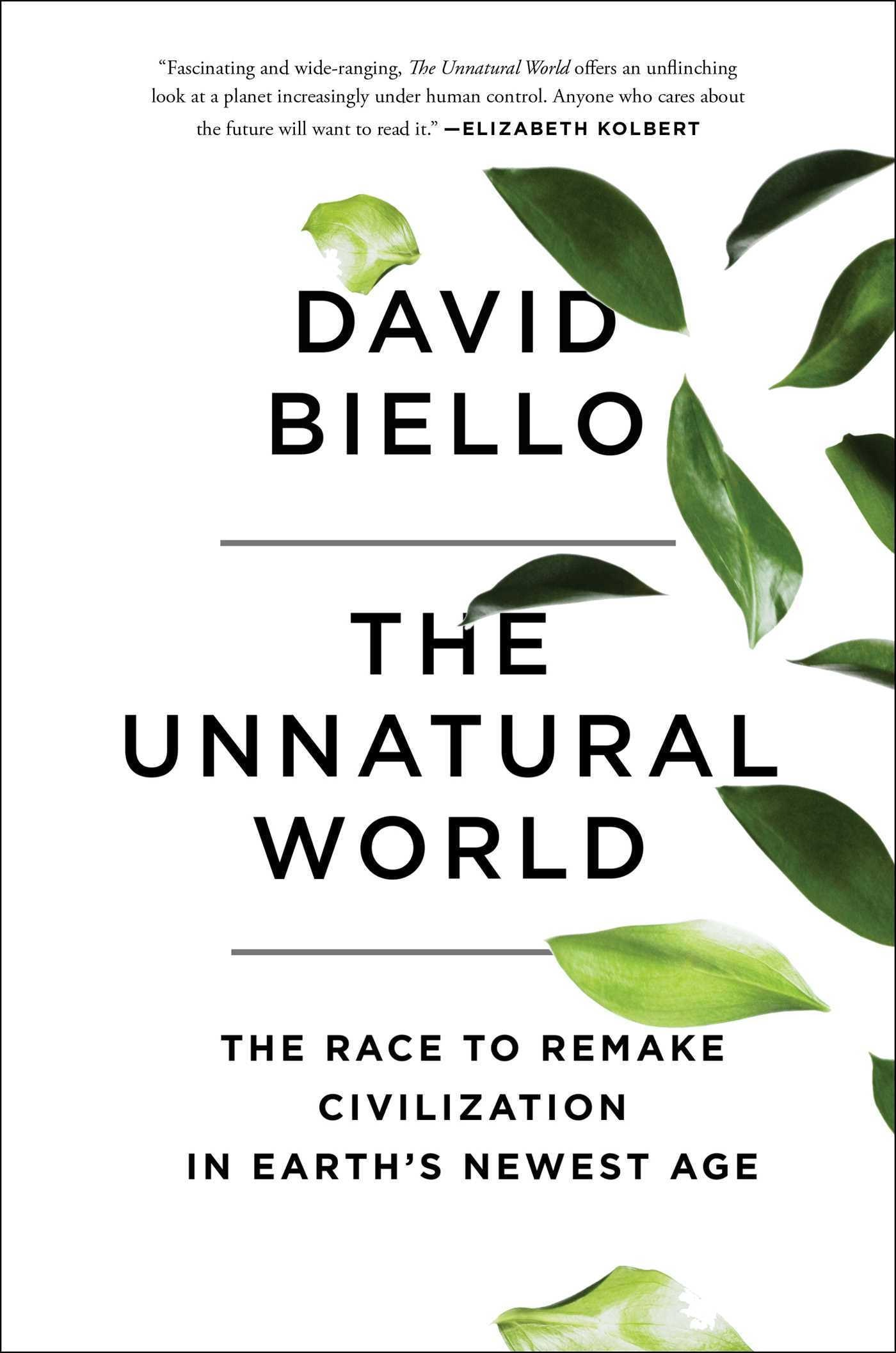 the unnatural world cover