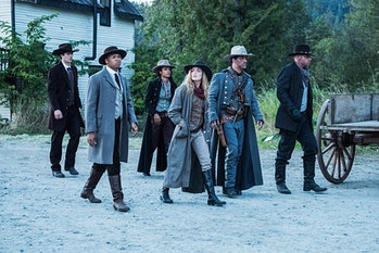 The CW Legends of Tomorrow