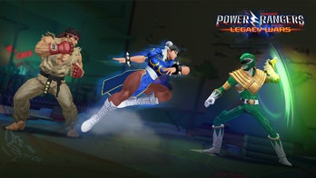 Power Rangers Legacy Wars Street Fighter