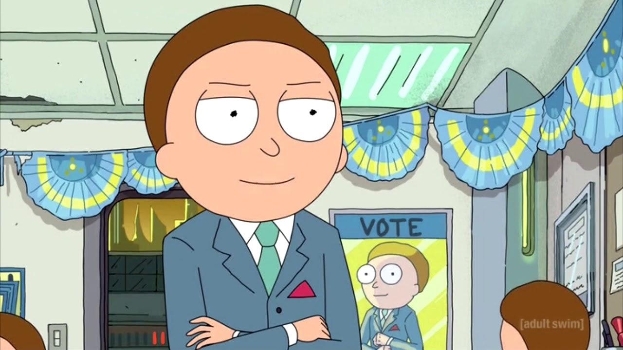'Rick and Morty' Season 3 Evil Morty