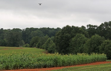 Carnegie Mellon University FarmView field drone