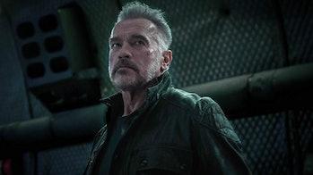 Arnold Schwarzenegger in 'Terminator: Dark Fate.'