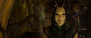 Guardians Mantis Drax