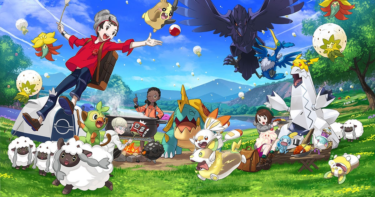 Pokemon Sword And Shield Pokedex Every New Entry Revealed In
