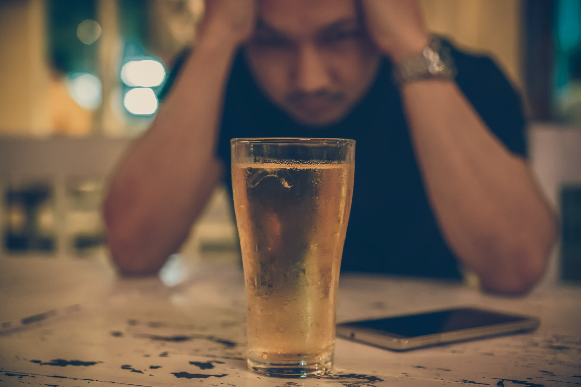 alcohol abuse, alcohol