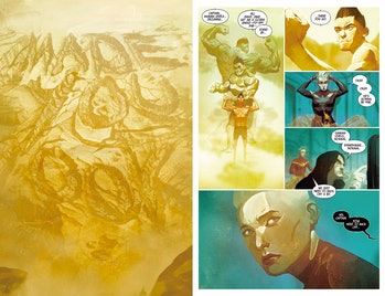 Marvel Hulk Amadeus Cho Danvers Captain Marvel