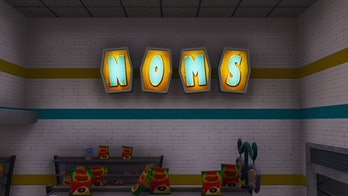 Fortnite NOMS sign