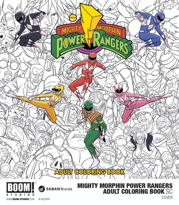 Power Rangers BOOM! Studios