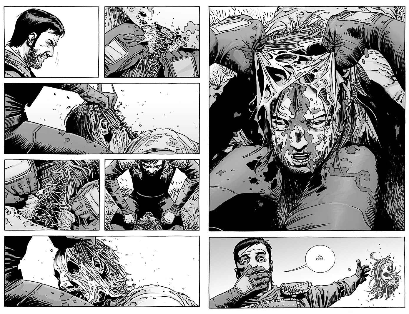 The Walking Dead Whisperers
