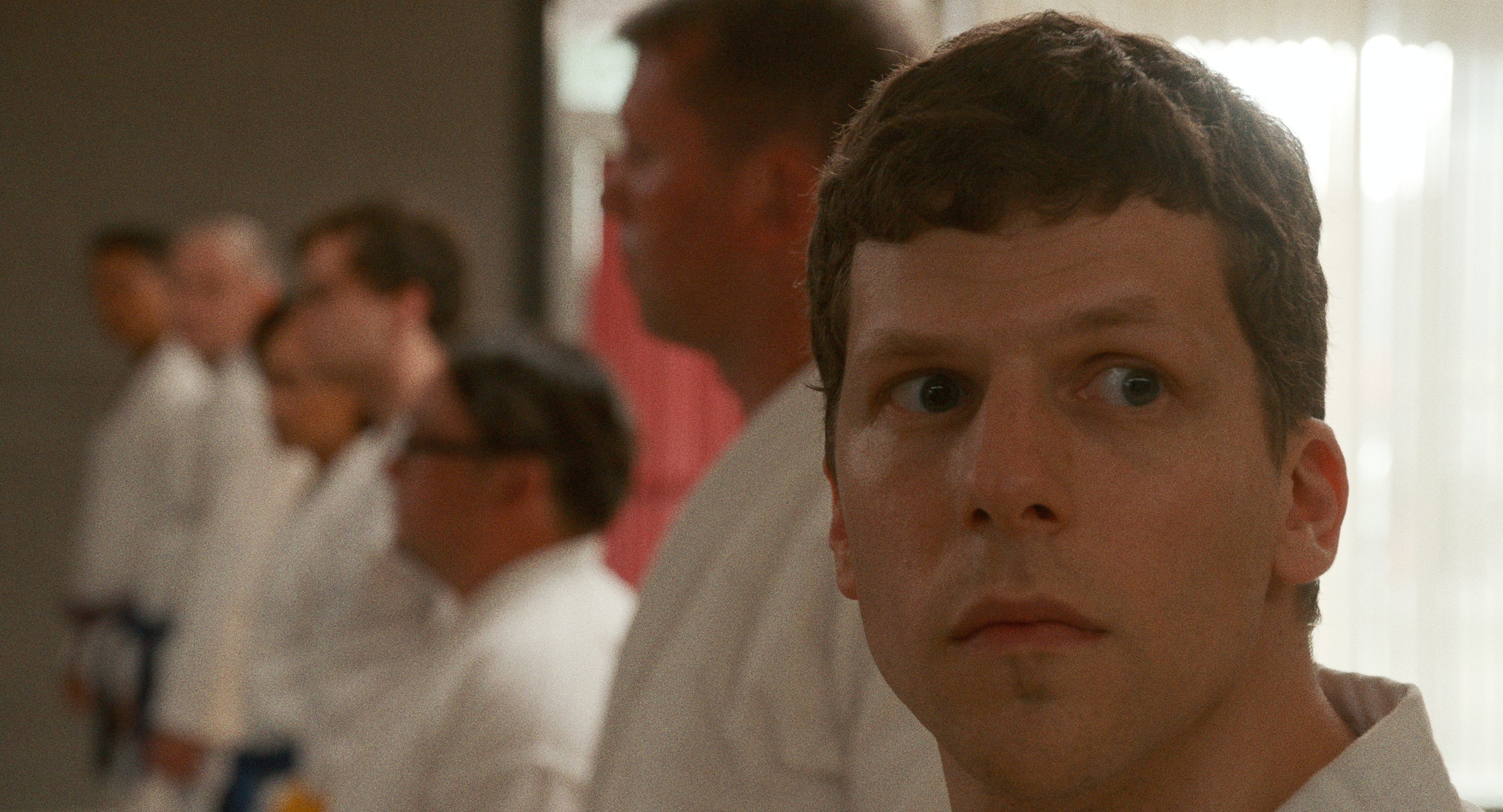 The Art of Self Defense Jesse Eisenberg