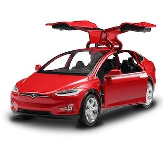 Diecast Model Cars Toy Cars Telsa