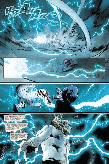 Panel from Unworthy Thor #2