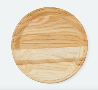 Farmhouse Pottery Crafted Wooden Plate