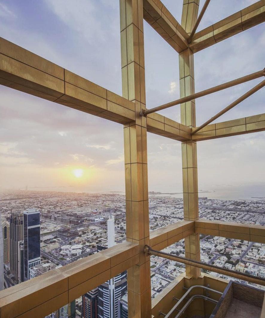 Dubai, hotel