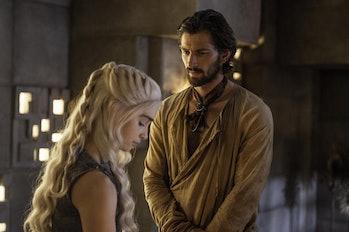 Will Daario return in 'Game of Thrones' Season 8?