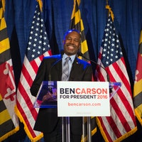 Dr. Ben Carson Was a Hero of Science Before His Presidential Run Made Him a Punchline