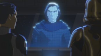 kylo ren star wars resistance