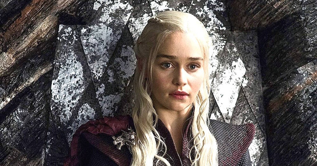 Emilia Clarke on Getting Naked for Fiery Game of Thrones