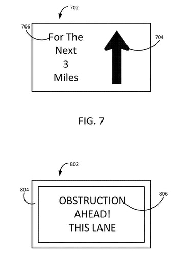 Apple's drawing of how the screen may work.