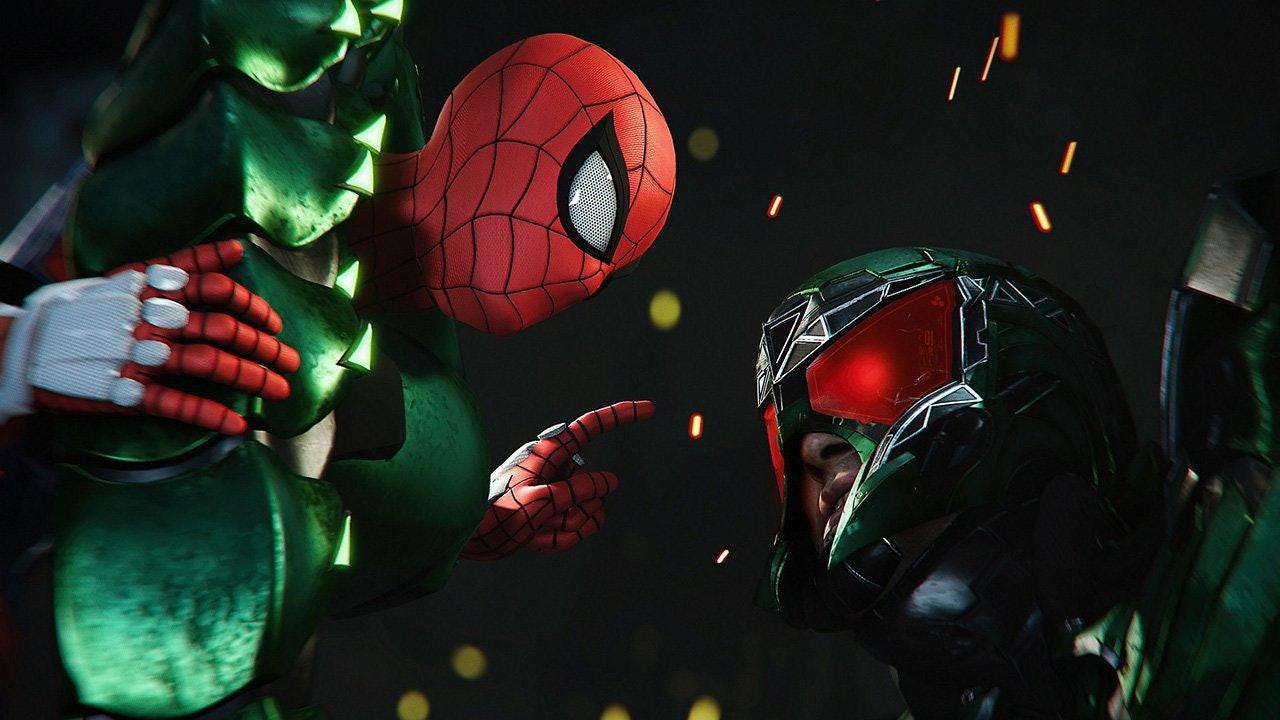 'Spider-Man' PS4 Scorpion
