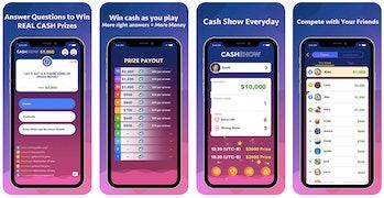 cash show app