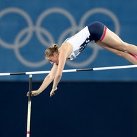 Here's How Gravity Might Have Affected The Pole Vault Tonight
