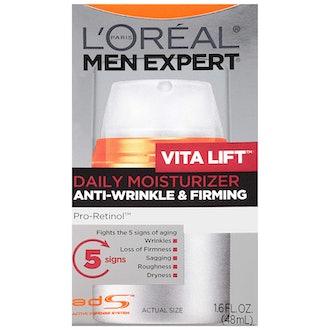 L'Oreal Paris Skincare Men Expert VitaLift Anti-Wrinkle & Firming Face Moisturizer