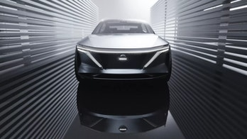 nissan ims concept electric vehicle