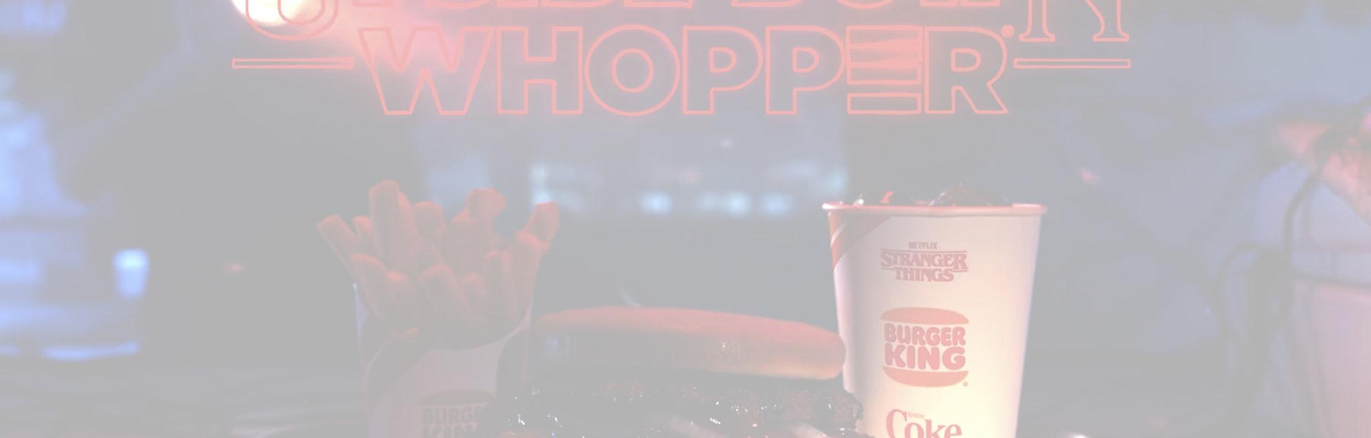 burger king stranger things