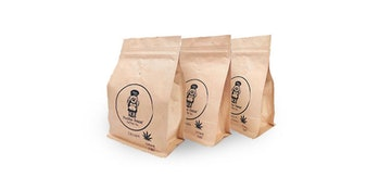 Buddha Beans CBD-Infused Whole Coffee Beans