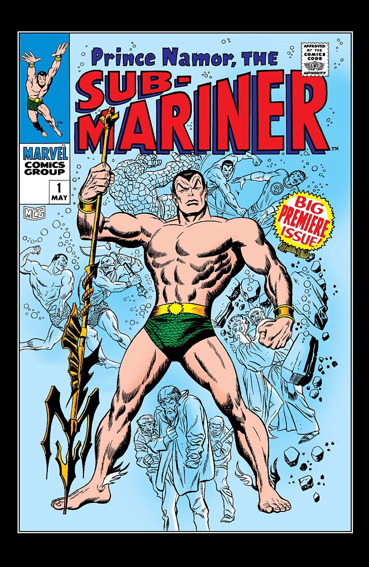 Marvel Namor John Byrne