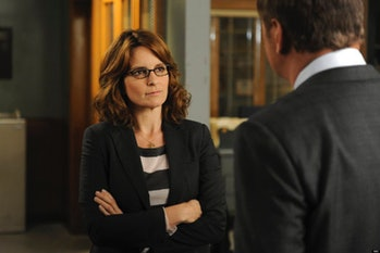 Liz Lemon is the best at weird catchphrases and words. Jagweed might be her best.