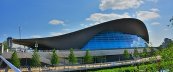 The Aquatics Centre