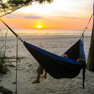 Eagles Nest Outfitters Hammock + SlapStrap Suspension System