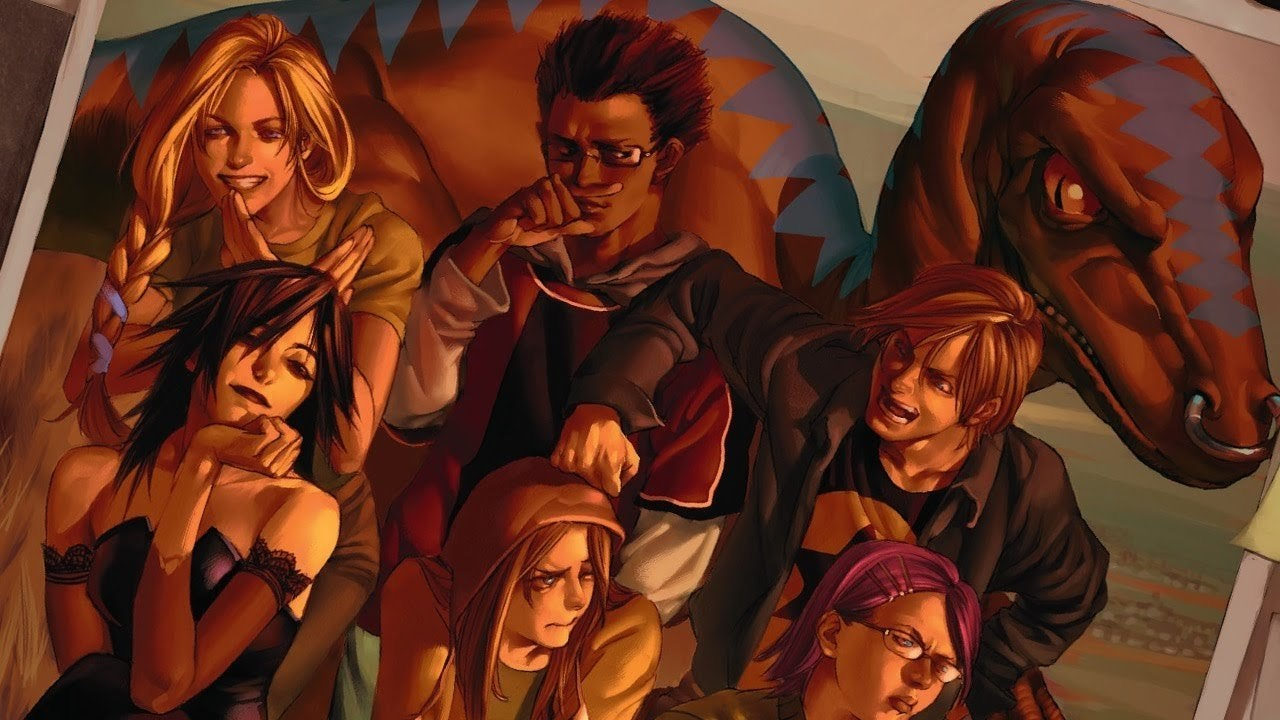 The Runaways for Marvel Comics