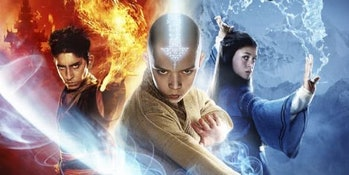 'The Last Airbender' movie was ... not great.